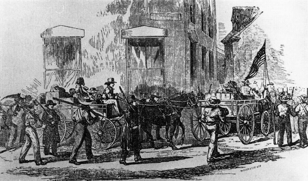 Swedish immigrants in the 1800s