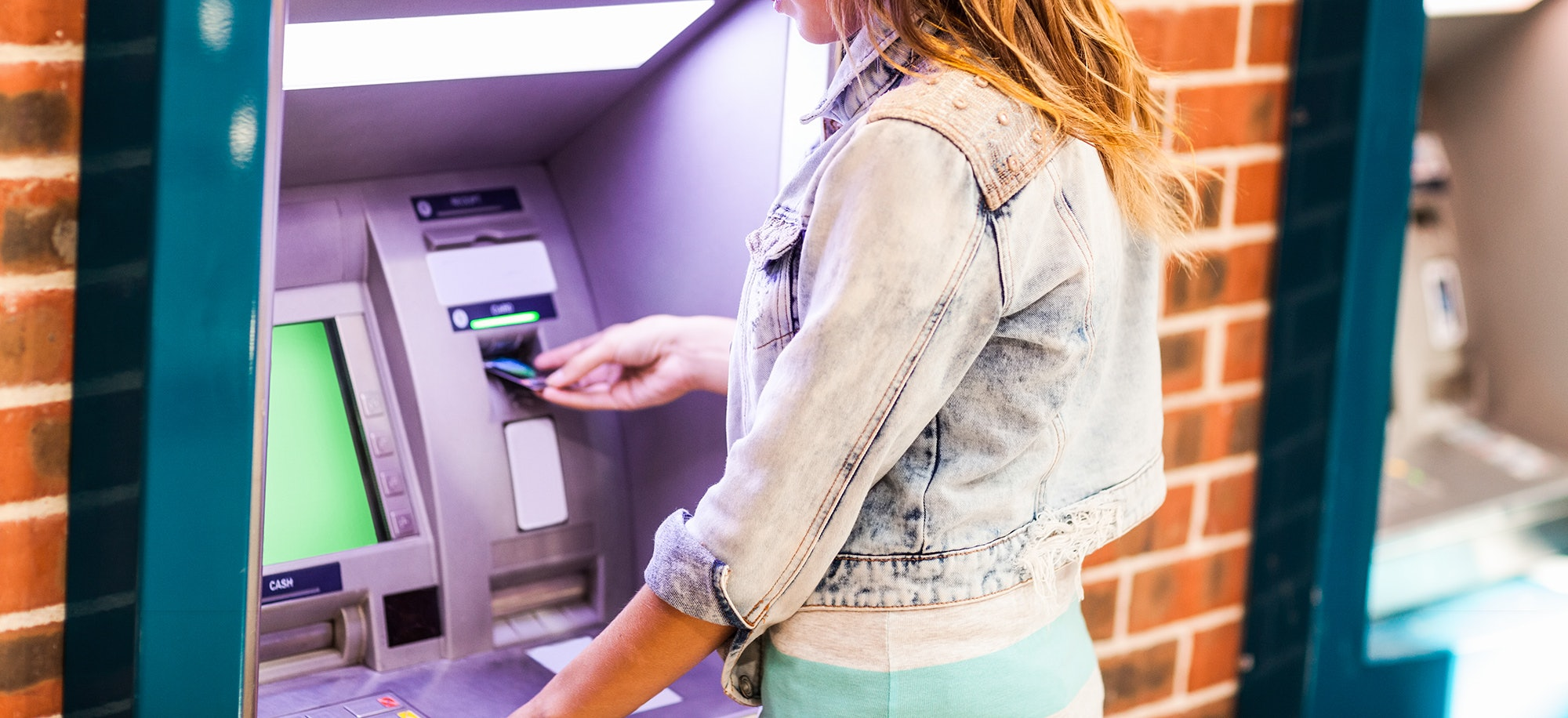 The ATM: an immigrant invention